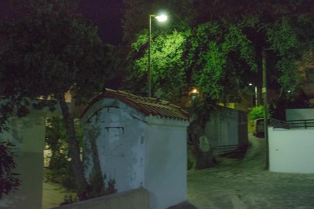 Νυχτερινό πρωτοβρόχι