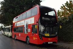 Go-Ahead London EH98 (YY66 OZD) Lewes 21/10/17