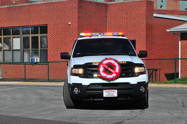 Swedesburg Volunteer Fire Company Car 49