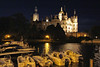 Das Schweriner Schloss, viele Jahrhunderte war es die Residenz der mecklenburgischen Herzöge und Großherzöge