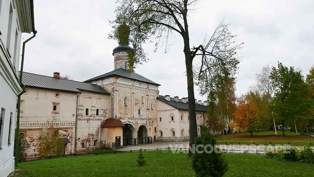 Kirillio-Belozersky Monastery-1
