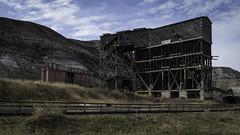 Atlas Coal Mine, East Coulee, Alberta