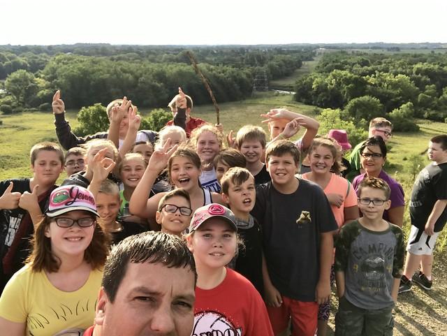Lockner's Class 2017-2018