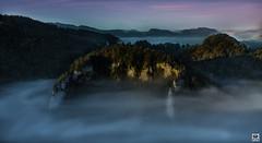 fog banks