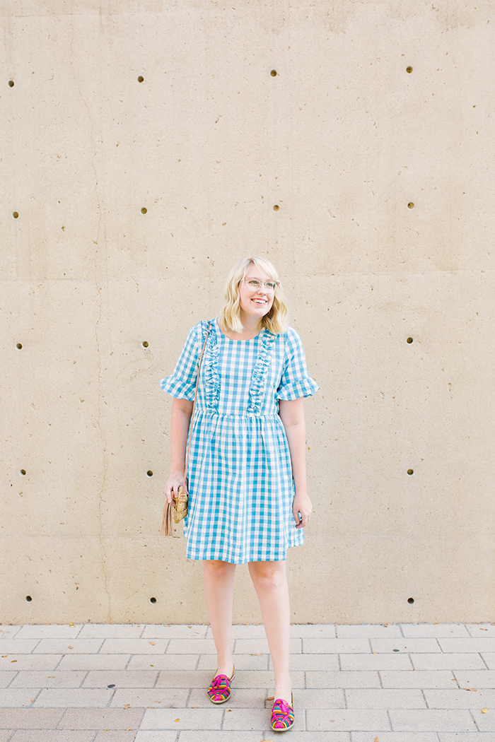 austin fashion blogger writes like a girl asos gingham dress4
