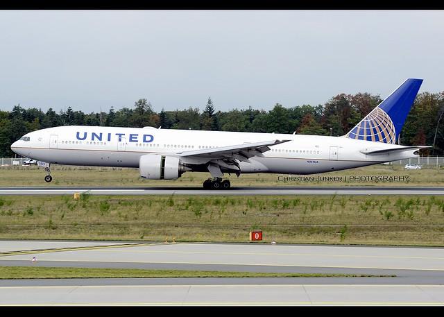 Boeing | 777-222/ER | United Airlines | N227UA | Frankfurt/Main | FRA | EDDF
