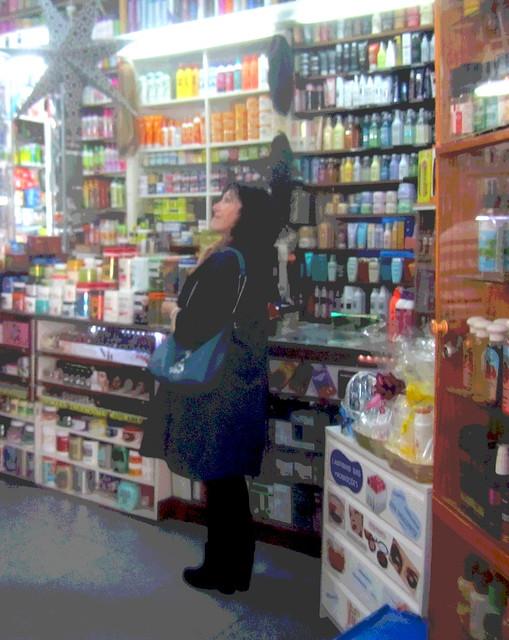 Un día en una tienda portuguesa