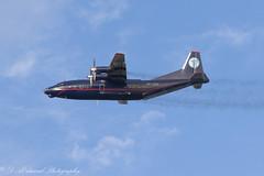 Antonov AN12BK - departure