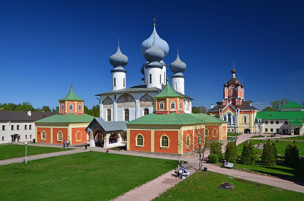 26_Russia_Saint Petersburg Region_Tikhvin Monastery