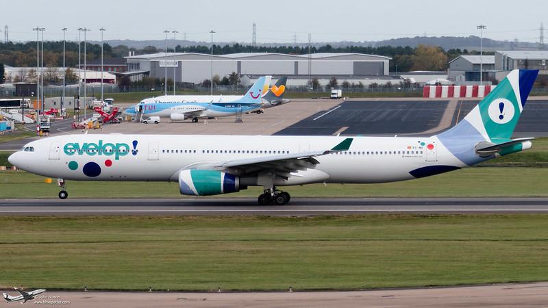 EC-MII A333 EVELOP