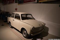 Musée des 24h du Mans - Trabant Type 601