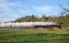 01 1519 und 35 1097 Eisenbahnfreunde Zollernbahn(EFZ)