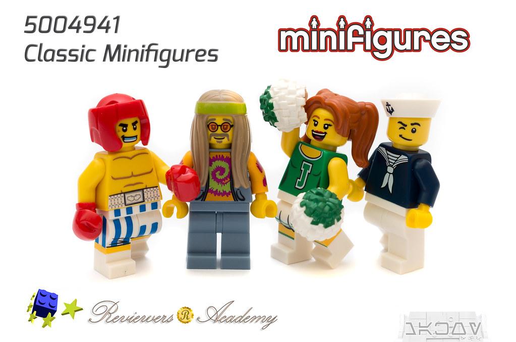 5004941 Classic Minifigures