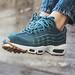 """Trendy Ideas For Women's Sneakers : Nike WMNS Air Max 95 Premium """"Smokey Blue"""" – EU Kicks Sneaker Magazine…"""