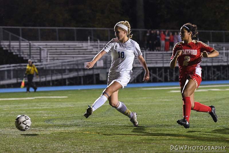 Bunnell vs. Stratford High - Girls High School Soccer