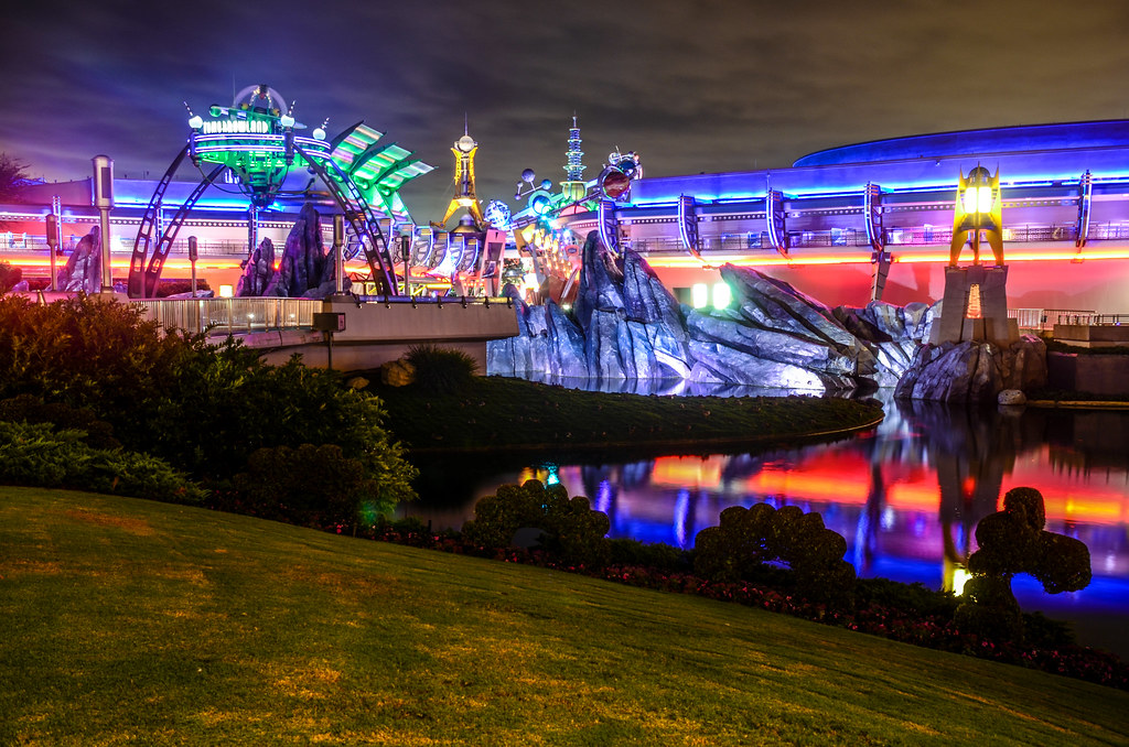 Tomorrowland night 2