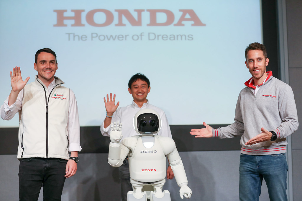 MICHELISZ Norbert (hun) GUERRIERI Esteban (arg) MICHIGAMI Ryo (jpn) Honda Civic team Honda racing team Jas visiting the Honda Collection during the 2017 FIA WTCC World Touring Car Championship race at Motegi from october 27 to 29, Japan - Photo Alexandre Guillaumot / DPPI