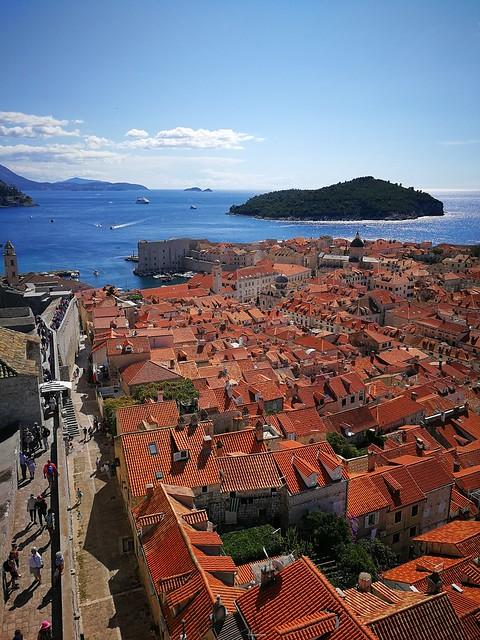Travelling Croatia - Dubrovnik