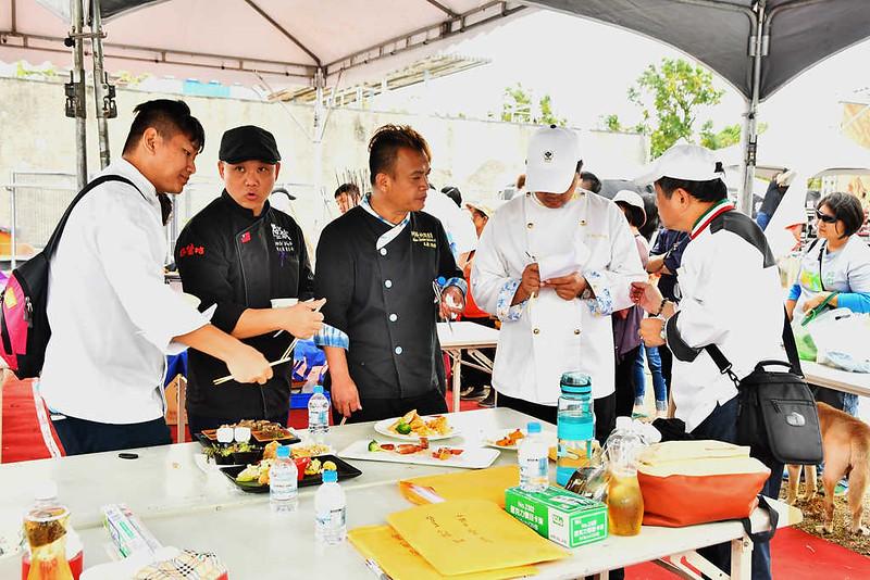 台南府味客家料理比賽58