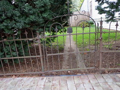 Fence And Gate.