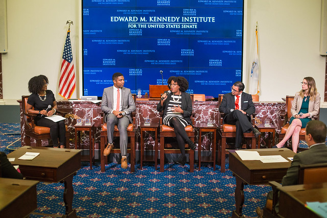 The Next Generation of Leaders is Here: A conversation with millennials in public service