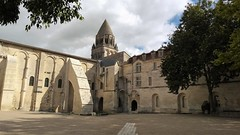 ABBAYE AUX DAMES - Photo of Berneuil