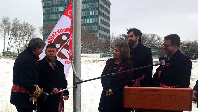 Anniversary of Metis Settlements legislation