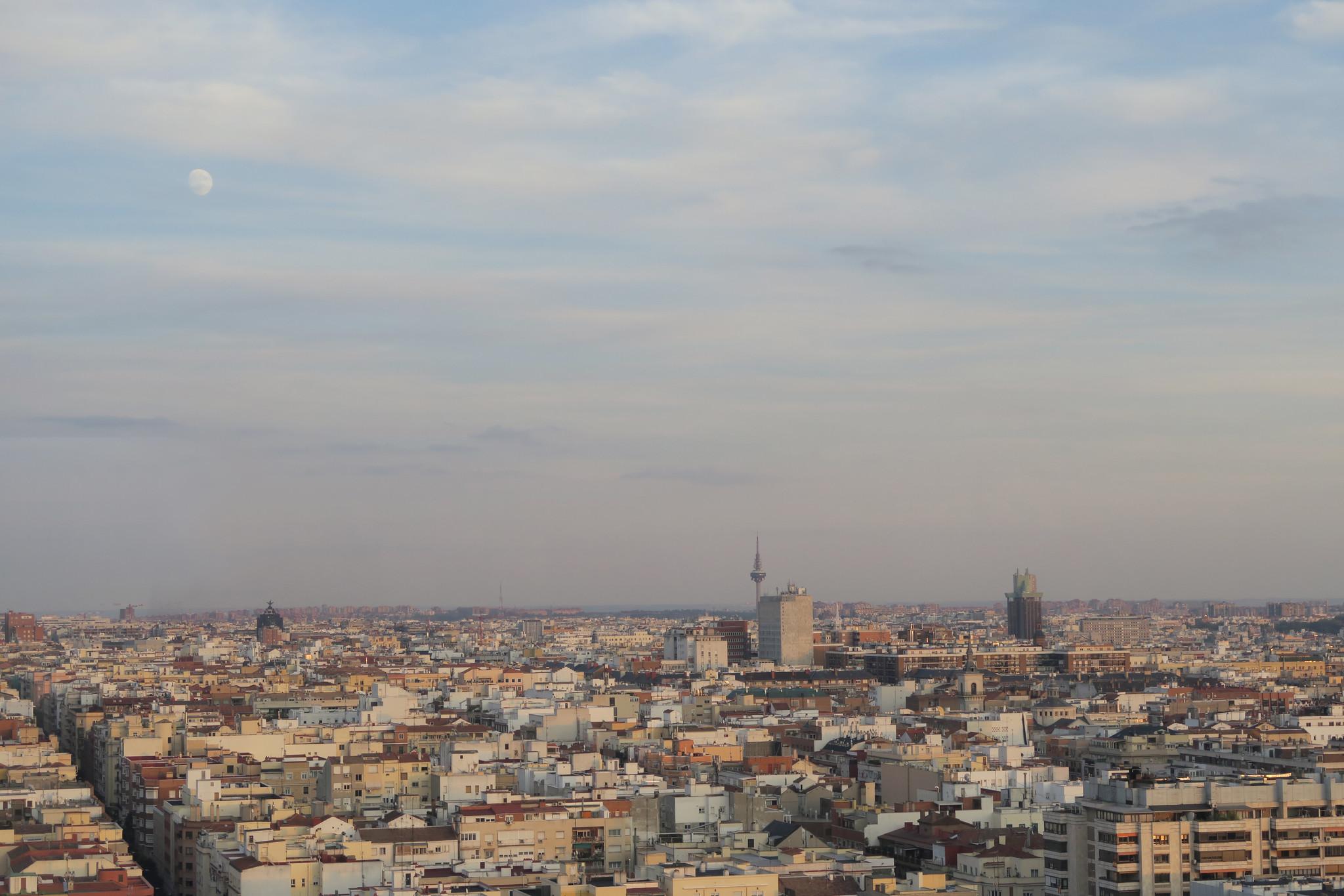 Faro de Moncloa Madrid