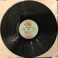 BARRY WHITE:JUST ANOTHER WAY TO SAY I LOVE YOU(RECORD SIDE-A)