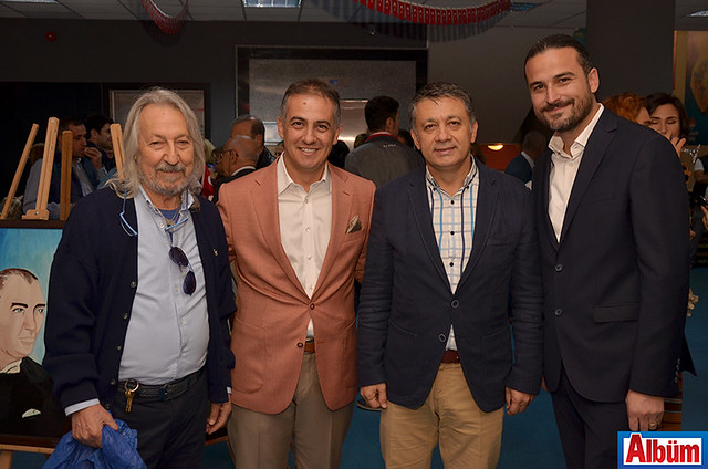 Aykut Okutur, Cihan Baba, Mehmet Ali Dim, Mehmet Baba