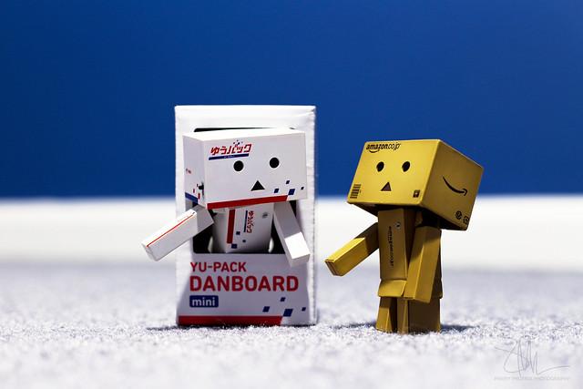 Meet Yu-Pack Danbo