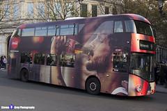 Wrightbus NRM NBFL - LTZ 1159 - LT159 - Coca-Cola - Hammersmith 9 - RATP Group - London 2016 - Steven Gray - IMG_4779