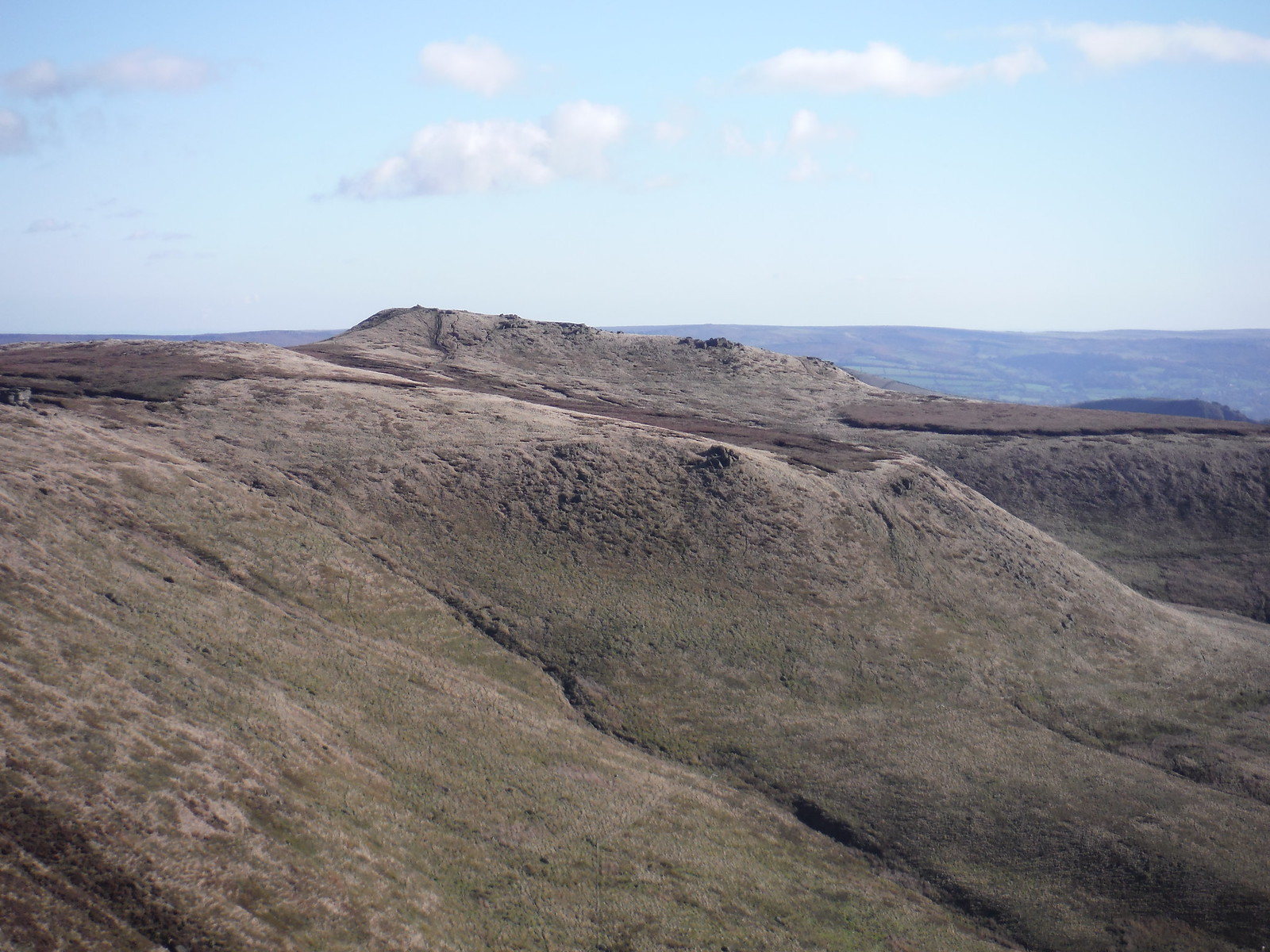 Grindslow Knoll SWC Walk 304 - Kinder Scout Circuit (from Edale)