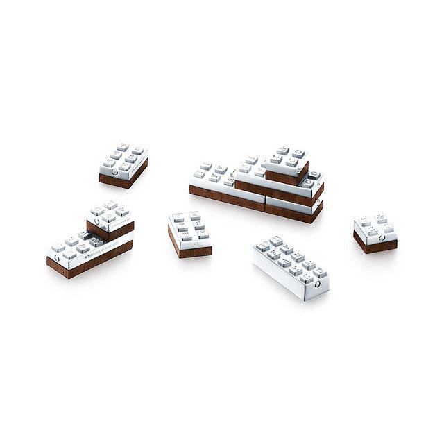Tiffany & Co Building Blocks