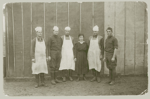 Group of chefs?