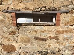 Cellar window, Hahndorf
