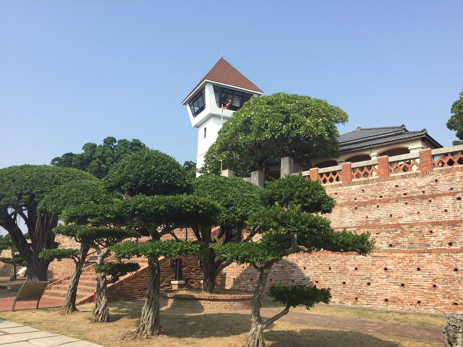 Tainan Fort Zeelandia