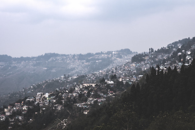 Darjeerling - Toy Train sights