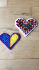 Bead hearts