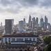 London city skyline