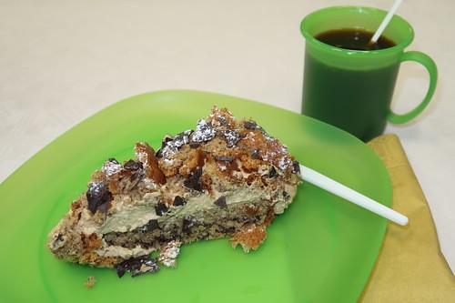 Cappuccino-Creme-Torte