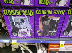 Climbing dead/Climbing witch