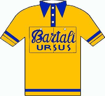 Bartali Ursus - Giro d'Italia 1951