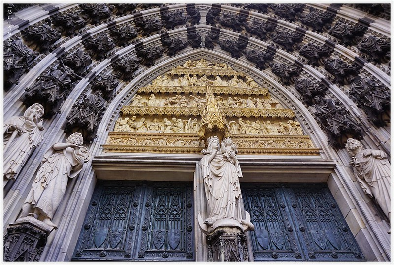 科隆大教堂-89-內部