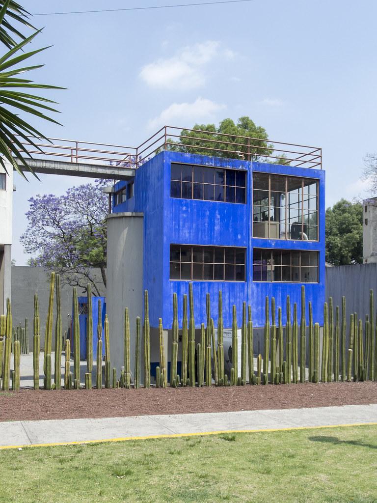 Casa Estudio Diego Rivera y Frida Kahlo 10