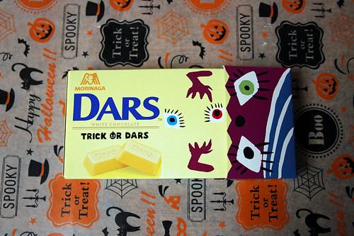 TRICK OR DARS