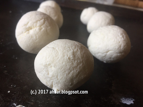 Bengali sweet Rajbhog