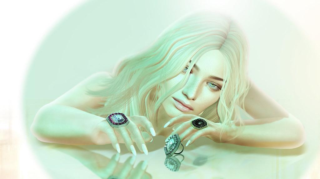 (Kunglers) Celine ring AD