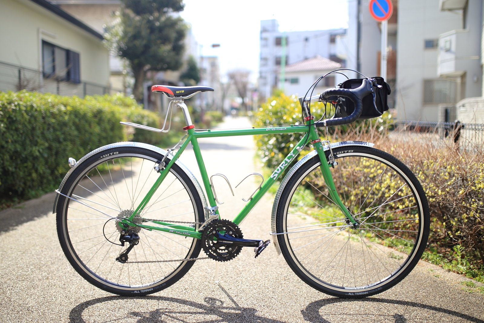 *SURLY* cross check complete bike