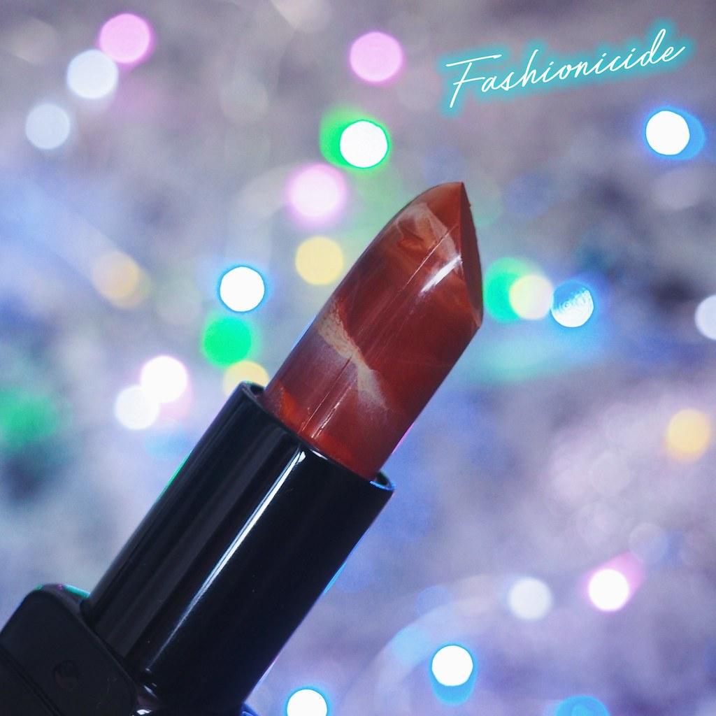 Illamasqua Lava Lipstick Emanate